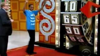 Price is Right Fail - Huge Fail on Game Show- Price is ...WRONG!