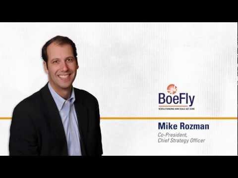 BoeFly Webinar - Equity Injections
