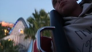 PASSED OUT ON A ROLLERCOASTER!!!