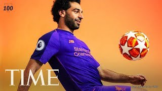 Mohamed Salah: Egyptian Soccer Player On Supporting Women, His Career & More   TIME 100   TIME - YouTube