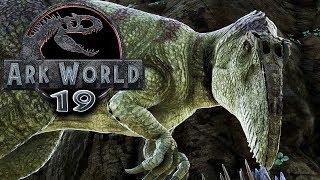 ARK WORLD Jurassic Park Giga zähmen Jurassic World Ark Projekt - Ark Deutsch German #19
