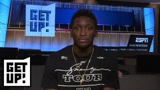 Victor Oladipo questioned his basketball abilities after being traded to Indiana | Get Up! | ESPN