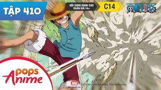 One Piece Tập 410 - Ai Cũng Chìm Đắm Trong Tình Yêu! Nữ Hoàng Hải Tặc Hancock - Đảo Hải Tặc