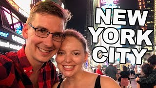 NEW YORK CITY FROZEN ADVENTURE