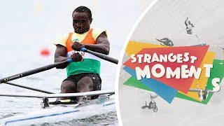 The Crowd's Favourite Rower Did Not Win a Medal   Strangest Moments