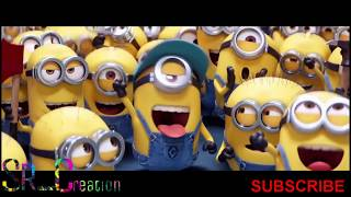 DESPACITO MINIONS VERSION || LUIS FONSI || DADDY YANKEE ||
