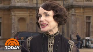 'Downton Abbey' Movie: Exclusive Sneak Peek | TODAY