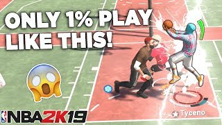 Only 1% of Shot Creators play LIKE THIS in NBA2K19!