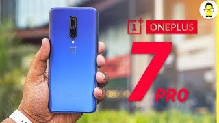 OnePlus 7 Pro review in-depth | comparison with Pixel 3 XL, Galaxy S10+, P30 Pro, and more