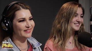 Alicia Villarreal y su hija canta juntas por primera vez