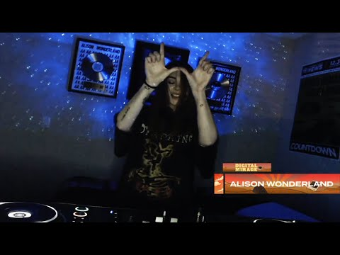 Alison Wonderland - Digital Mirage (Full Set)