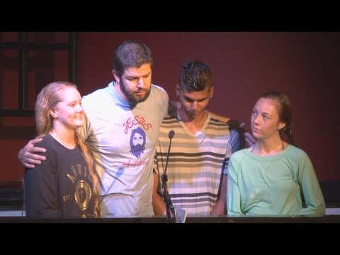 Sep. 28, 2014  Pastor Jason Doubroff Baptisms: Chris Reddy, Leah Bennett, Danielle Bloor