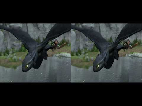 How To Train Your Dragon (Trailer - 3D Version)
