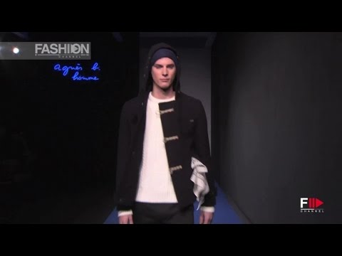 AGNÈS B. Full Show Autumn Winter 2015 2016 Paris Menswear by Fashion Channel