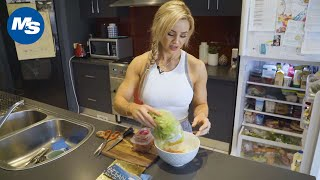 🍴 Full Day of Eating 🍴 | Stephanie Sanzo | 1395 Calories