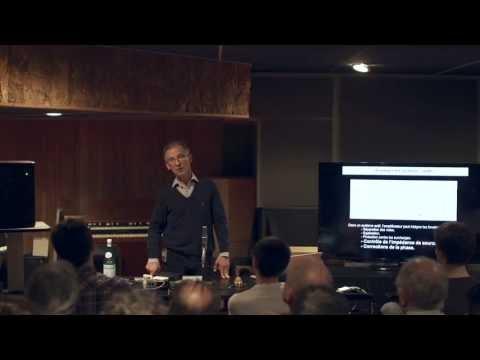 Importance de la maîtrise et de l'amortissement... par Alain Roux (PSI Audio) - Audio Days 2013