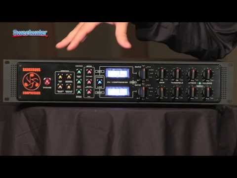 Dangerous Music Compressor Overview with Fab DuPont - Sweetwater Sound