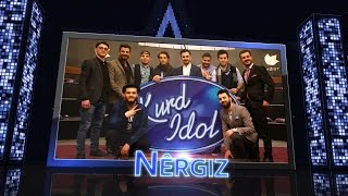 Kurd Idol - Koma Nêrgiz -Zor Qijî Zerd&Şexir Axa -/ -گروپی نێرگز-زۆرقژی زەرد-شەکر ئاخا
