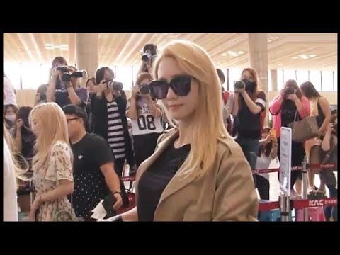 [1080p] 150704 [SNSD] Girls' Generation - Gimpo Airport [SSTV]