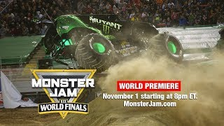 Monster Jam World Finals 19 XIX (2018) - Full Show