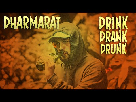 Dharmarat - Drink Drank Drunk (Official Visualizer)