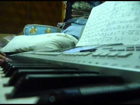 卓文萱-可以不可以-電子琴彈奏