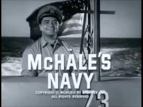 mchales navy opening theme youtube