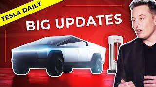 Tesla Cybertruck, Pricing, Opening Supercharging, Edmunds Range Tests, Secret Call