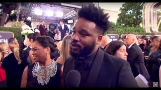 76th Golden Globe Arrivals: Ryan Coogler