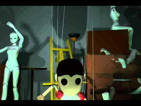 傀儡-張皓評-明道大學 數位設計學系 2012數位新銳獎 3D動畫類