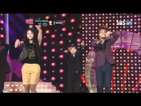 JYP With TOP10 [너뿐이야&그녀는 예뻤다+허니+날떠나지마] @KPOPSTAR 20120429