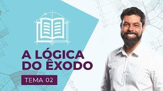 10/11/19 - A Lógica do Êxodo - O verdadeiro significado da páscoa - Pr. Daniel Meder