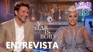"""Lady Gaga y Bradley Cooper hablan de """"A Star Is Born"""" con ET Canada"""