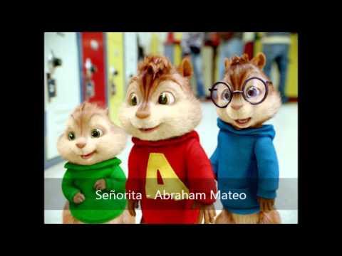 Baixar Señorita - Abraham Mateo (Version Chipmunks)