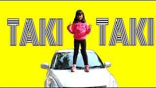 DJ Snake - Taki Taki | Dance Cover | Lil Girl👸 Sabhya | Piyush&Dimple | Choreography by Piyush Sm