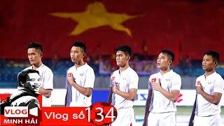Vlog Minh Hải   U20 Việt Nam đổi đời ra sao từ U20 World Cup