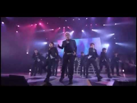 [HD] Super Junior - It's You(Remix) Premium Live in Japan 2009