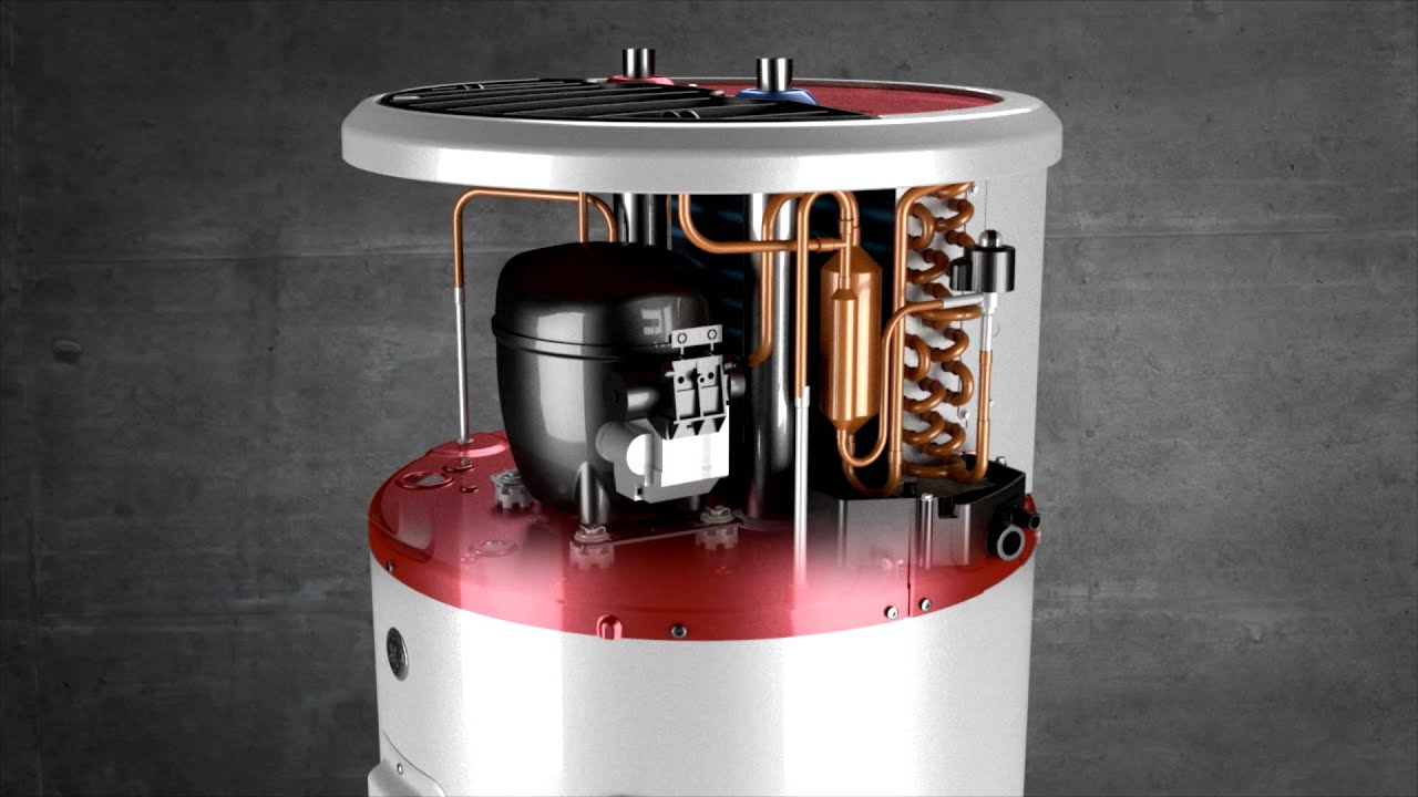 Geospring Water Heater From Ge 174 Energy Efficient Hot
