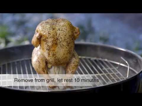 How To: Beer Can Chicken