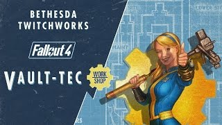 Vault-Tec Workshop open for business
