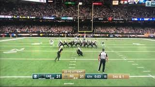 Will Lutz's game winning field goal vs the Panthers !!!