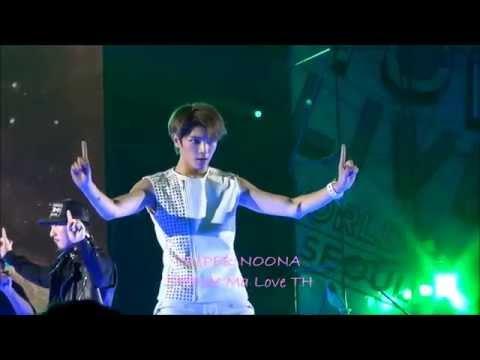 140815 SHINee LUCIFER - TAEYONG FOCUS (SHORT VERSION)