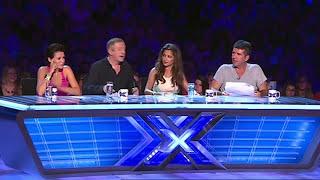 JUDGES BIG SURPRISE! Contestant Gets Over Excited During Shock Audition!   X Factor Global