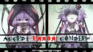 【Yuzuki Yukari】- ACCEPT ERROR COMPLEX 【LIQ】