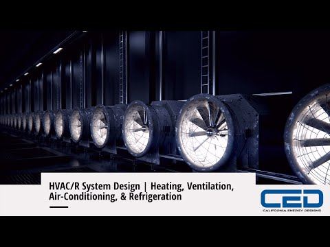 California Energy Designs | Consulting Engineers | HVAC Design