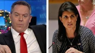 Gutfeld on Nikki Haley's tough U.N. talk