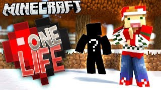 MY SECRET SANTA IS.. | One Life SMP #56