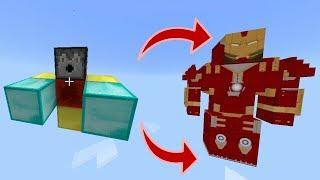 Cách Tạo Ra Iron Man Cực Mạnh Có Thể Đánh Bại Hulk !!!