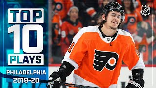 Top 10 Flyers Plays of 2019-20 ... Thus Far | NHL