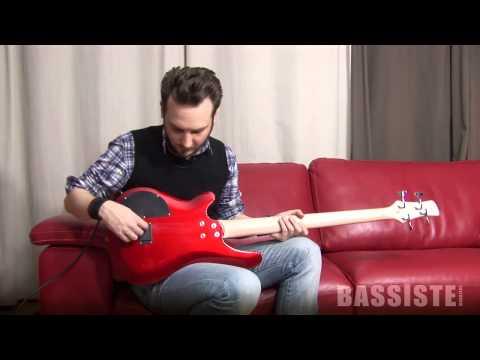 Test : Eagletone MBA100 - Bassiste Magazine #46